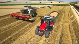 World Wheat Yield Record