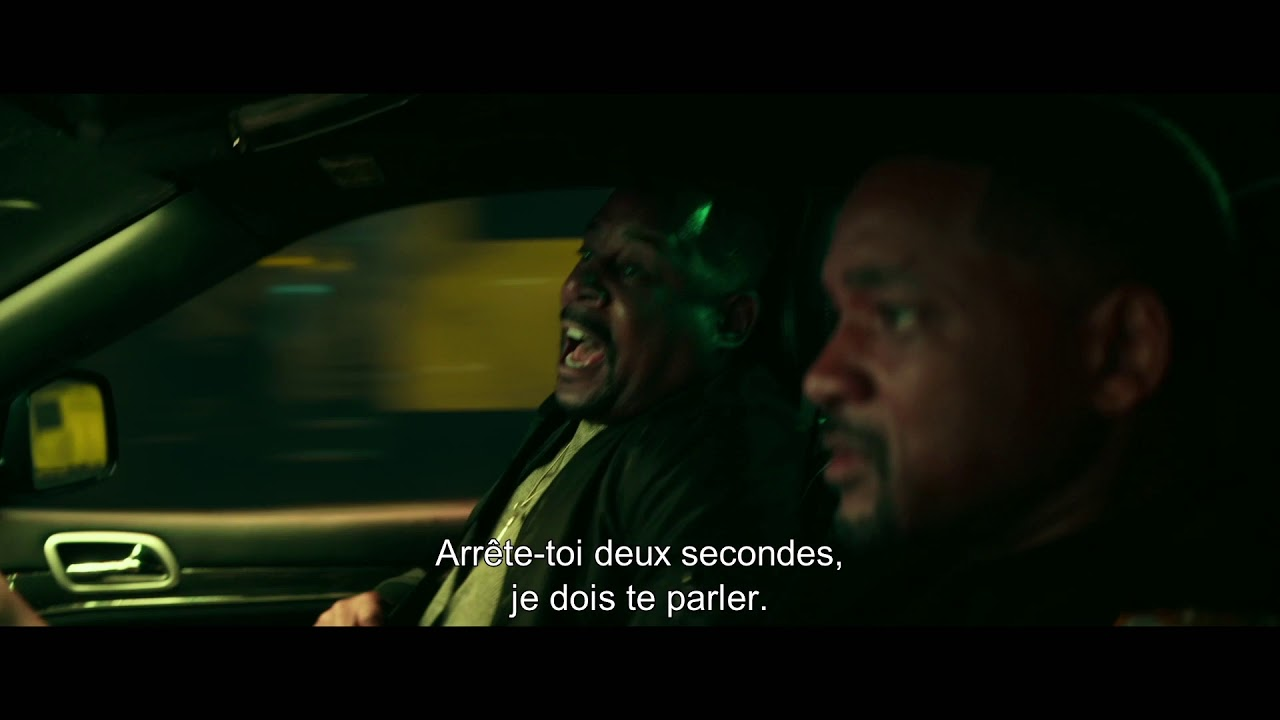"Bad Boys For Life - Extrait ""Seatbelt"" - VOST"