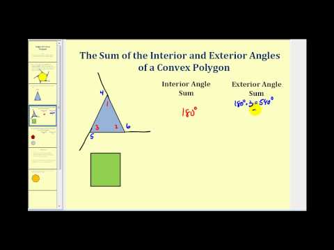 Sum Of Interior Angles Of A Polygon Angles And Inters Doovi