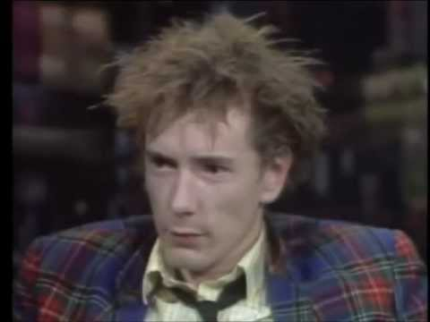 Public Image Limited interview with Keith Levene & John Lydon on The Tom Snyder Show 1980