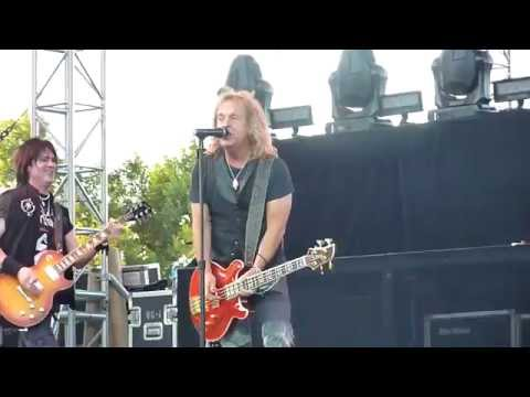 Night Ranger - Four In The Morning - Greeley Stampede - Greeley, CO - 6-27-2015