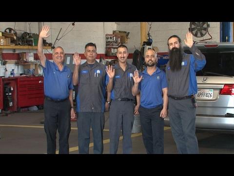 Burbank Auto Repair | Olive Auto Center 818-937-2899
