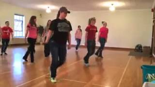The Official 'Copperhead Road' Line Dance