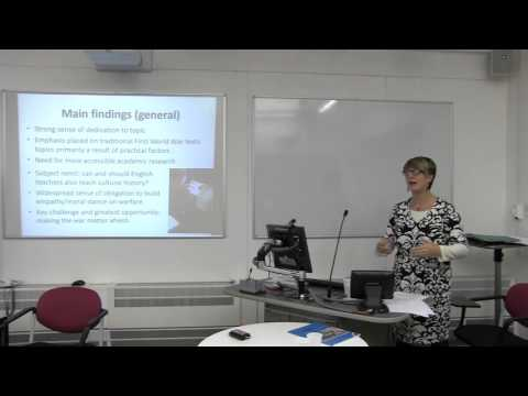 Dr Catriona Pennell, University of Exeter