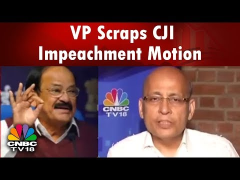 VP Scraps CJI Impeachment Motion, Cong Cries Foul | Big Debate on #ImpeachmentMotion
