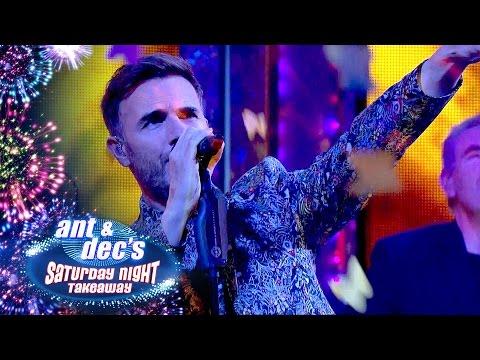 Take That perform 'Giants' Live!