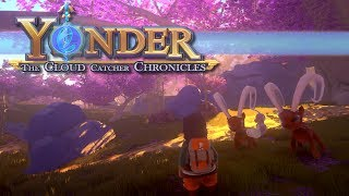 Frolicking with Bambex in the Blossoming Forest!! ☁️Yonder: Cloud Catcher Chronicles - Episode #9