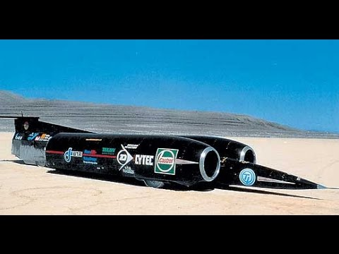 Faster than Thrust SSC!! | SimplePlanesv#5
