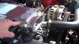 Tuned port injection (TPI) throttle body coolant bybass mod.