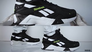 Cover images Reebok Aztrek (review) - UNBOXING & ON FEET