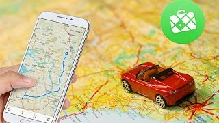 Лучшее Оффлайн карты для путешествий MAPS.ME