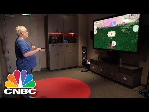 Doctors May Soon Prescribe Video Games Instead Of Pills To Treat Cognitive Diseases | CNBC