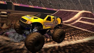 MONSTER JAM TRUCKS GAME Android / iOS Gameplay | Monster Truck Madness Stunt Racing Driver