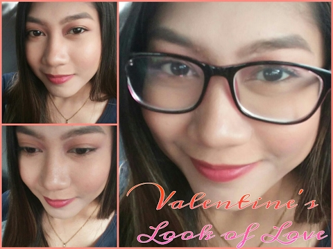 Fresh Valentine's Look feat ItsJudyTime Palettes thumbnail