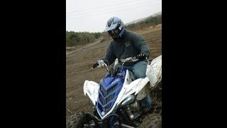 Raptor 700 GoPro Hero 3 HD - Nasty Dead end FAIL