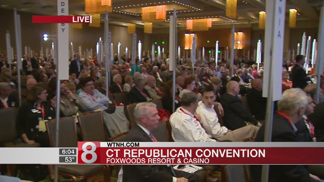 Connecticut Republican Party Convention