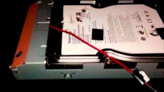Seagate 2TB external HDD beeping sound fix.