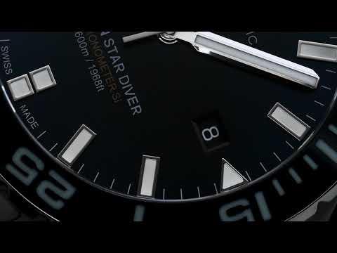 [미도(MIDO)] 오션스타 다이버 600 (Ocean Star Diver 600)