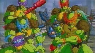Черепашки-ниндзя: Легенда Супермена, 2-я часть