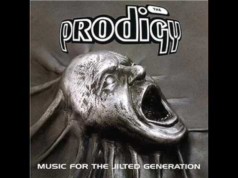 """The Prodigy - Poison (from the """"Music For The Jilted Generation"""" album)"""