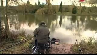 Плотва в холодной воде. Рыболовные уроки Кевина Грина.