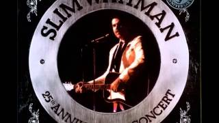 Slim Whitman - Love Song of the Waterfall - Live!