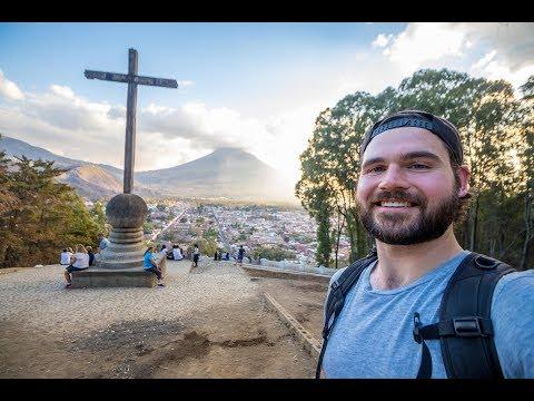 EXPLORING ANTIGUA! - Guatemala Series | Episode 2