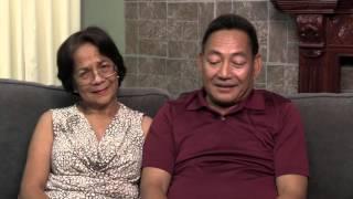 Донни знакомится с родителями Мэривик -  Нас поженили родители