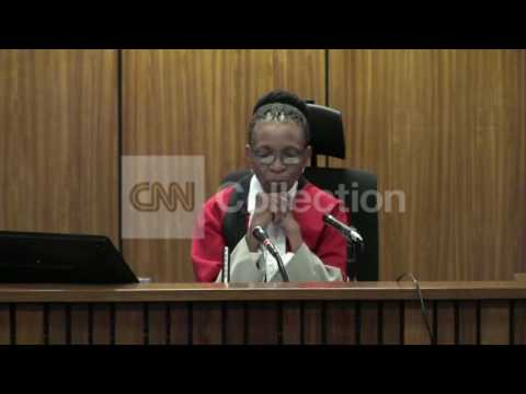 PISTORIUS TRIAL: PROSECUTOR - OUR ARGUMENT