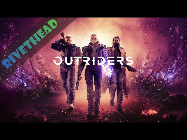 """Outriders (Xbox Series S) - E4 - """"Good Thing I Am Not Aranchaphobic!"""""""