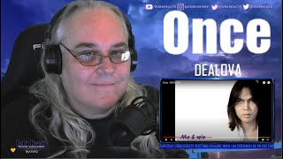 Download Once - First Time Hearing - DEALOVA - Requested Reaction