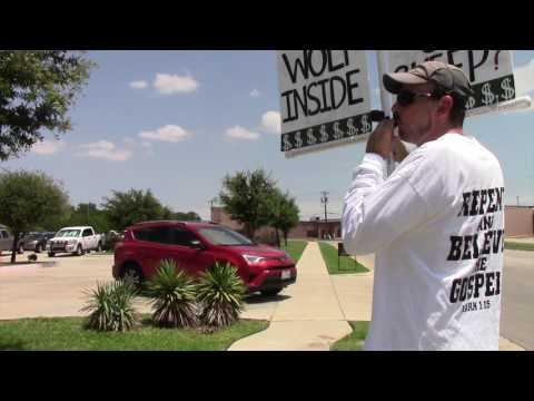 Northgate Pentecostal church receives warning NRH, TX 06/25/17