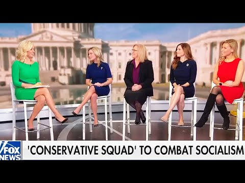 "Fox News Introduces ""Conservative Squad"""