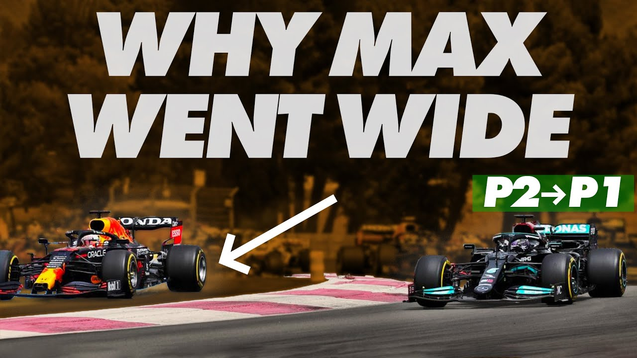 Why Max Verstappen Nearly Spun at Turn 1 | French Grand Prix Explained