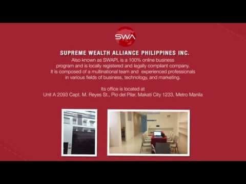 SWA Business Presentation - Your Guide To Success