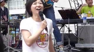 2016・7・18 札幌:HBC赤れんがプレミアムフェスト HBCラジオ カ...