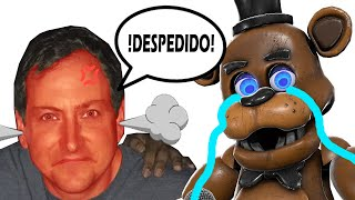 Scott Cawthon cancela su próximo FNAF !! Declaraciones - Five Nights at Freddy's