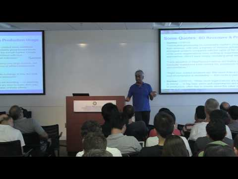 C. Mohan, IBM Research - Almaden - CS Distinguished Lecture