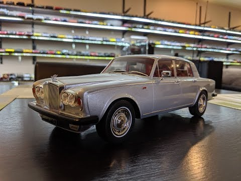 1:18 Diecast Review of the Bentley T2 1977 by GT Spirit