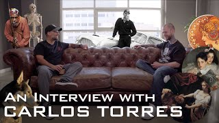 An Interview with CAŔLOS TORRES. Boring Tattooer