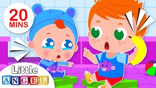 Let's Be Polite - Say Please and Thank You | Kids Songs and Nursery Rhymes by Little Angel