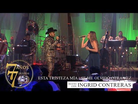 CuatroPunto5 (Feat. Ingrid Contreras) 'Esta Tristeza Mía / Se Me Olvidó Otra Vez' (En Vivo)