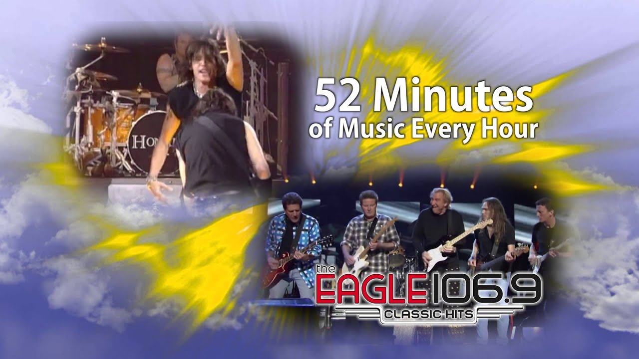 The Eagle 106 9 - Good Times & Classic Hits