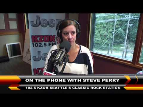 Steve Perry Inteview With Danny And Sarah