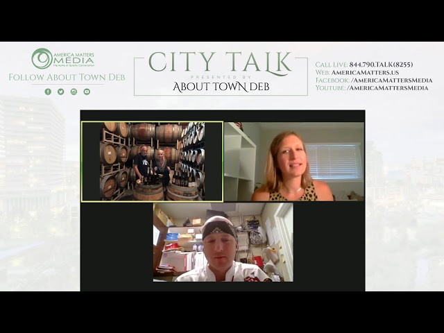About Town Deb Presents City Talk - 09/09/20