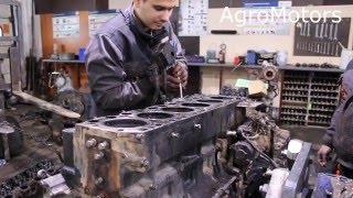 видео ремонт двигателей Дойц (DEUTZ)