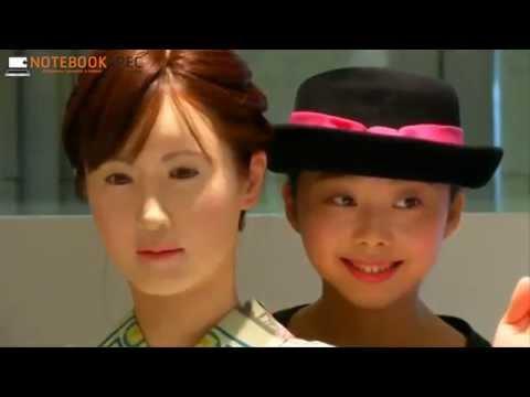 ไม่ใช่มั้งงง!!!! Toshiba เผยโฉม Aiko หุ่นยนต์เหมือนมนุษย์ที่สุดไว้คอยต้อนรับนักท่องเที่ยวในญี่ปุ่น