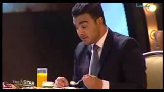 أحمد رضوان مشهد من فيلم موعد على العشاء