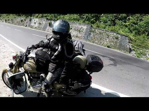 Motorcycle Trip to Bhutan