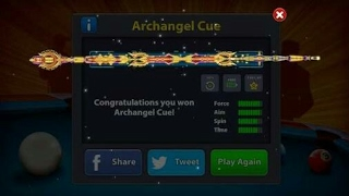 8 ball pool, How to get Archangel with trick 2017